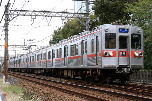 京成3600系 リバイバルカラー