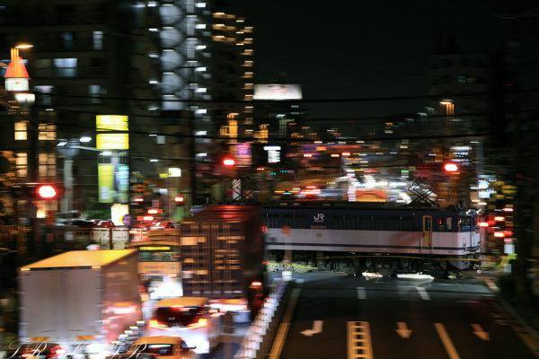 2021.10.11 19:58撮影 1092レ 新小岩(信)~金町間